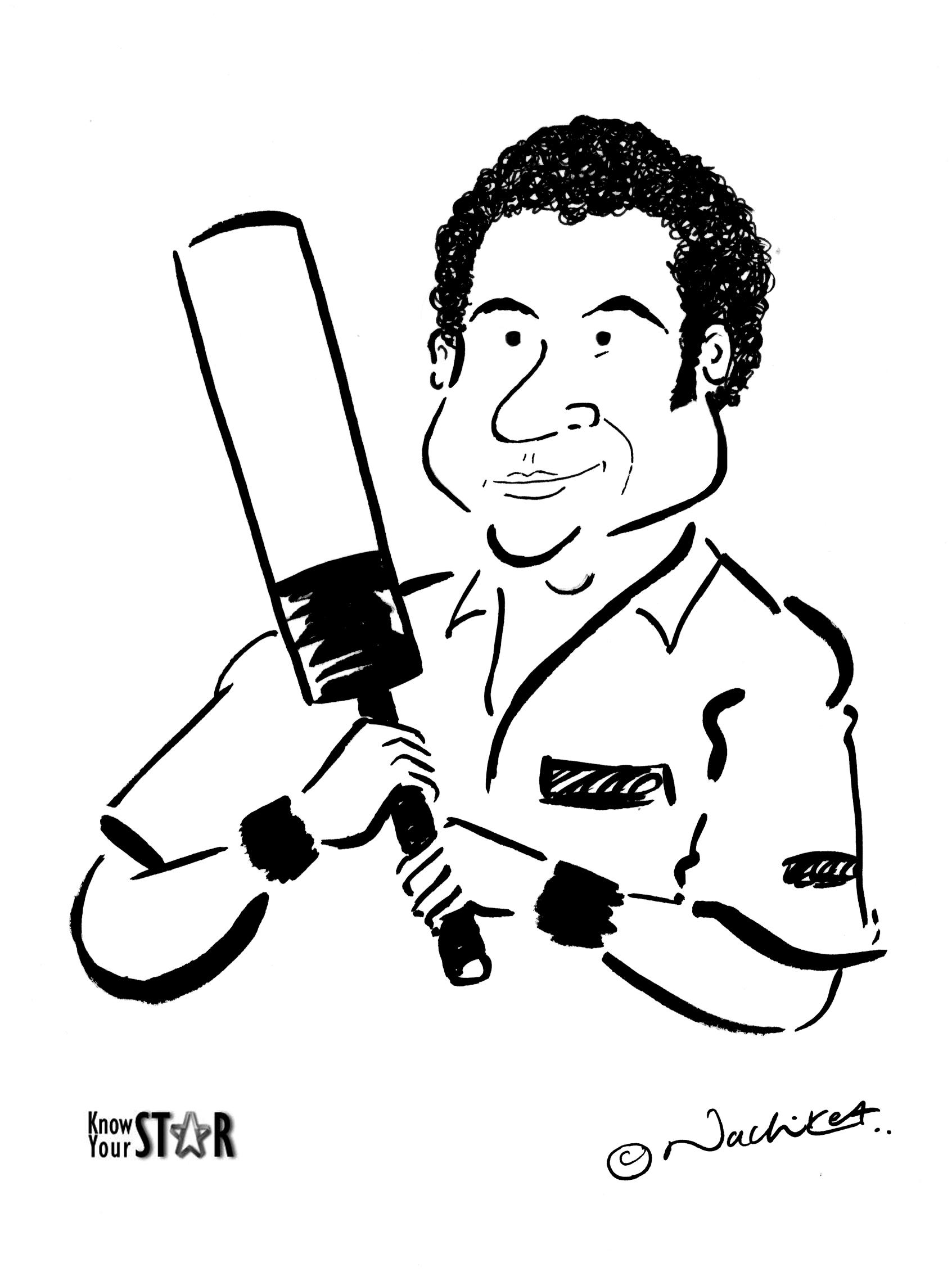 Sachin Tendulkar Image