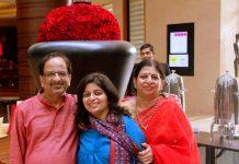Madhumitha Venkataraman Parents