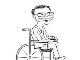 Monday Truclusions - Ashwin Karthik Caricature